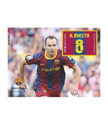 Colección Filatélica Oficial F.C. Barcelona. Pack nº23.  - 1