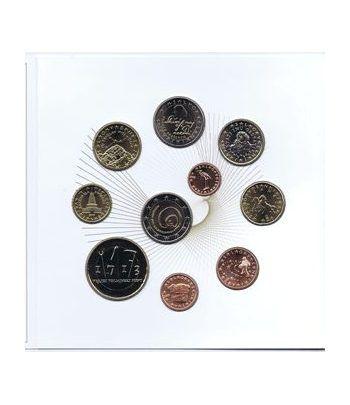 Cartera oficial euroset Eslovenia 2013 (incluye 2 y 3 euros)  - 2