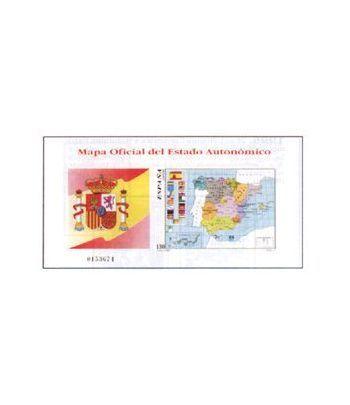 3460 Mapa oficial del Estado Autonómico  - 2