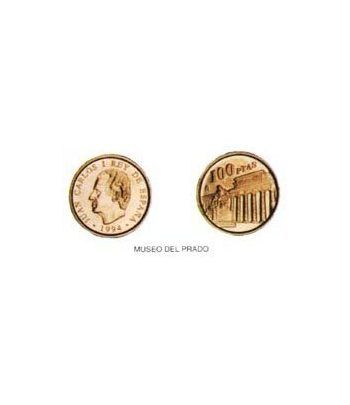 100 Pesetas. (1994) Madrid - (MUSEO DEL PRADO) SC  - 2