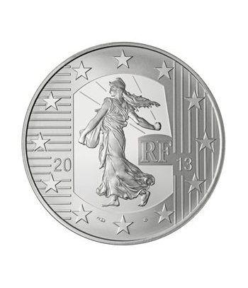 Francia 10 € 2013 La Sembradora.  - 1