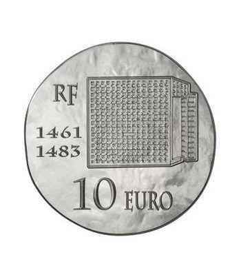 Francia 10 € 2013 Luis XI.  - 1