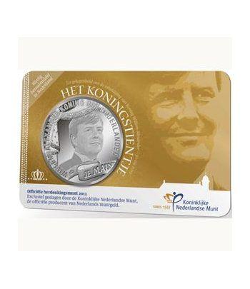 Holanda 10 Euros 2013. Rey Guillermo Alejandro.  - 1