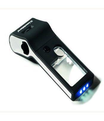 LEUCHTTURM Lupa de bolsillo 6 en 1 con microscopio 15 aumentos Lupas - 4