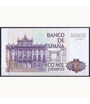 (1979/10/23) Madrid. 5000 Pesetas. SC. Sin Serie.  - 2