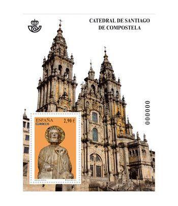 4729 Catedrales. Catedral de Santiago de Compostela.  - 2