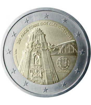 moneda conmemorativa 2 euros Portugal 2013.  - 2