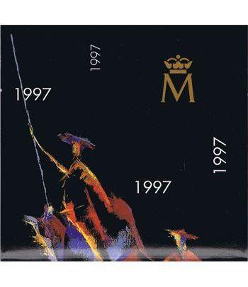 (1997) estuche FNMT 2000 ptas.  - 1