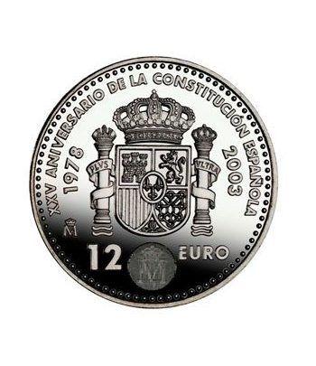 Colección completa Monedas España 12 euros 2002 al 2010  - 2