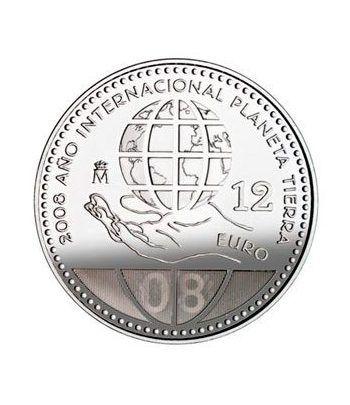 Colección completa Monedas España 12 euros 2002 al 2010  - 14