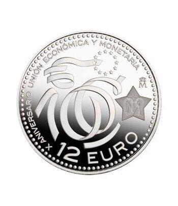 Colección completa Monedas España 12 euros 2002 al 2010  - 16