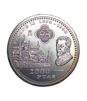 Colección completa Monedas España 2000 Pesetas 1994 al 2001  - 8