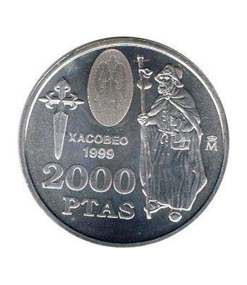 Colección completa Monedas España 2000 Pesetas 1994 al 2001  - 10