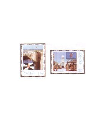 3534/35 Estatutos de Autonomía de Ceuta y Melilla  - 2