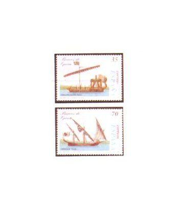 3540/41 Barcos de época  - 2