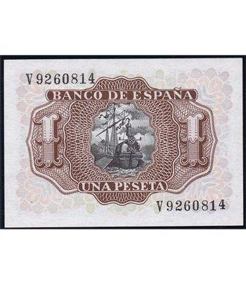 (1953/07/22) Madrid. 1 Peseta. SC.  - 2