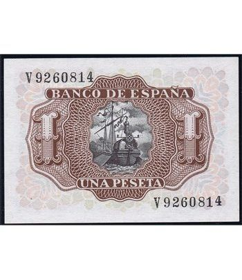 (1953/07/22) Madrid. 1 Peseta. SC. Pareja.  - 2