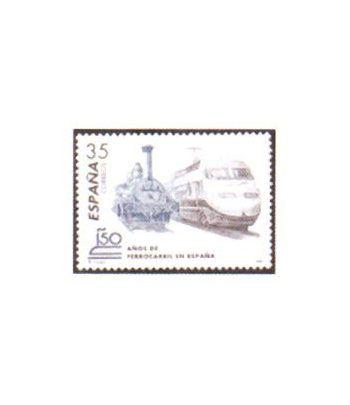 3591 150 años del Ferrocarril en España  - 2