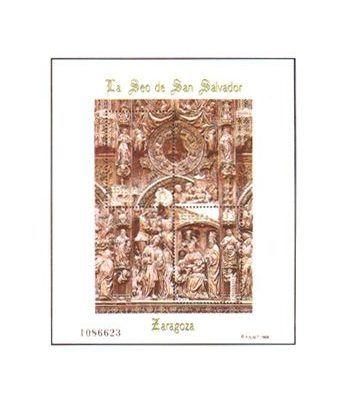3595 La Seo de San Salvador de Zaragoza  - 2