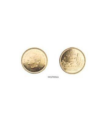 100 Pesetas. (2001) Madrid - (HISPANIA) SC  - 2