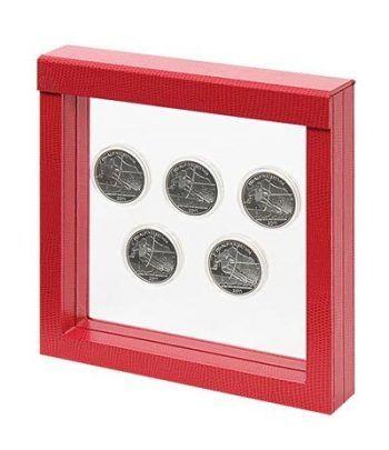 Lindner Marco para objetos NIMBUS 150x150 Diseño cocodrilo rojo.  - 1