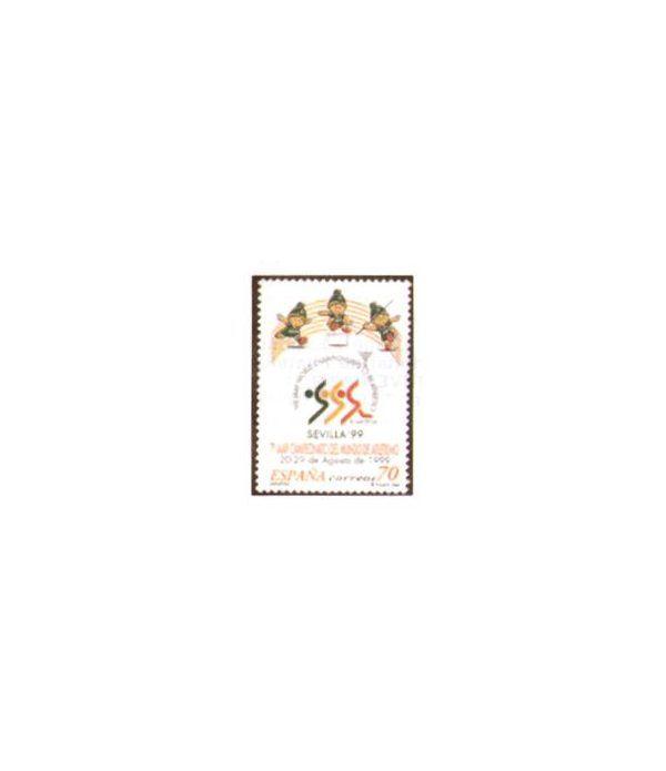 3627 7º Campeonato Mundial de Atletismo. Sevilla'99  - 2