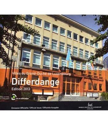 Cartera oficial euroset Luxemburgo 2013 (incluye 2€ conmemorat)  - 1