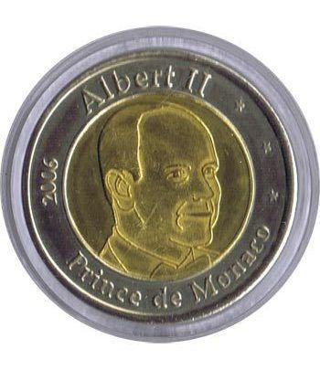 Euro prueba Monaco 2 euros 2006 Alberto II .  - 1