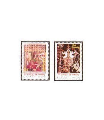3630/31 Arte español. Las Edades del Hombre  - 2