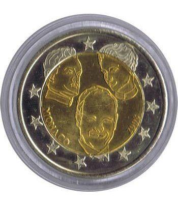 Euro prueba Monaco 2 euros 2008.  - 1