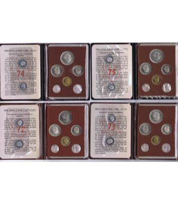 Colección de Carteras Estado Español FNMT 1972 a 1975.  - 2