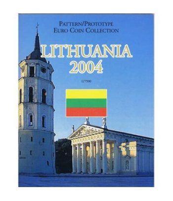 Serie Euro prueba Lituania 2004  - 1