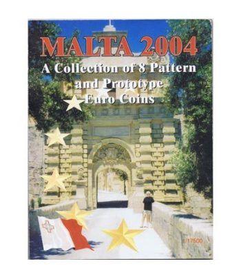Serie Euro prueba Malta 2004  - 1