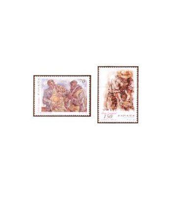 3656/57 Arte español. Vela Zanetti  - 2