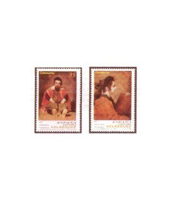 3658/59 400º aniversario del nacimiento de Diego Velázquez  - 2