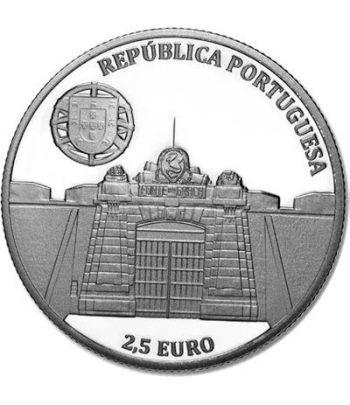 Portugal 2.5 Euros 2013 UNESCO Fortificación de Elvas.  - 4
