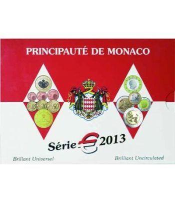 Cartera oficial euroset Monaco 2013  - 1