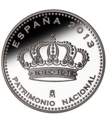 Moneda 2013 Patrimonio Nacional. Monasterio El Escorial. 5 euros  - 2