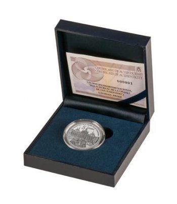 Moneda 2013 Patrimonio Nacional. Monasterio El Escorial. 5 euros  - 4