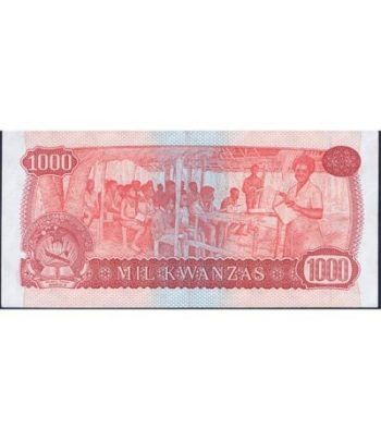 Angola 1.000 Kwanzas 1976. EBC.  - 2