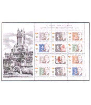 3687/93 150 aniversario del primer sello español  - 2