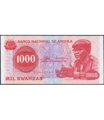 Angola 1.000 Kwanzas 1976. EBC.  - 4