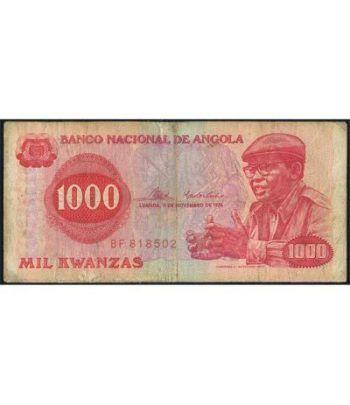 Angola 1.000 Kwanzas 1976. BC.  - 1