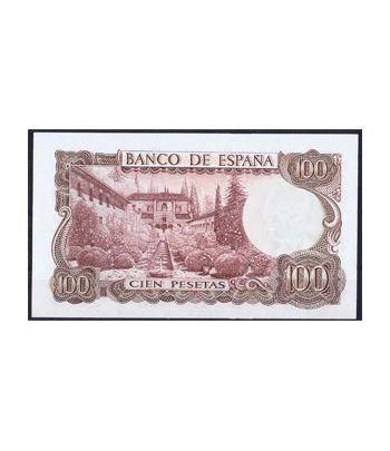 (1970/11/17) Madrid. 100 Pesetas. SC. Pareja.  - 2
