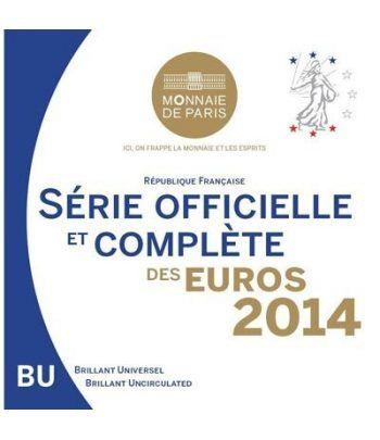 Cartera oficial euroset Francia 2014  - 2