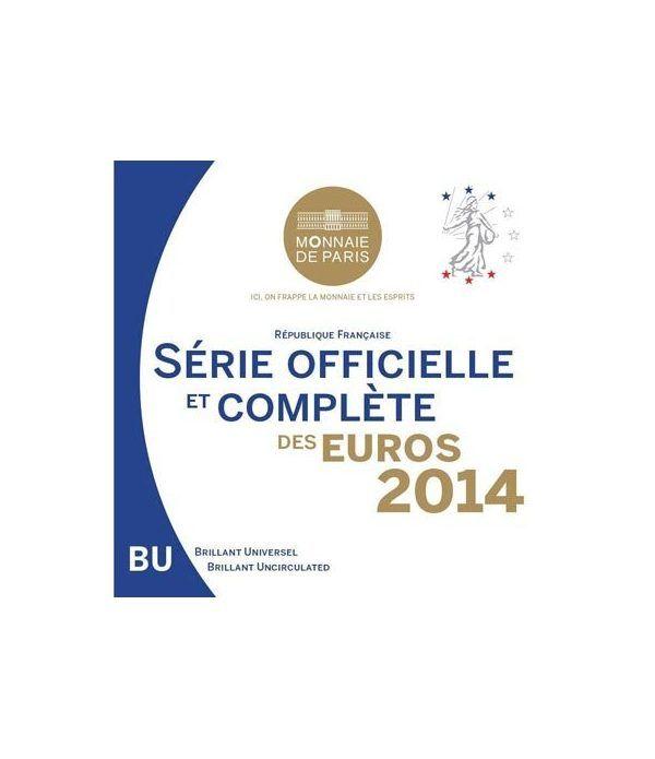 Cartera oficial euroset Francia 2014  - 1