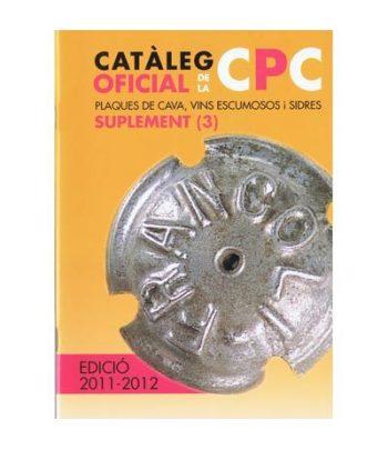 Suplemento Catálogo Placas de Cava 3. Oficial CPC 2011-2012 Catalogos Cava - 2