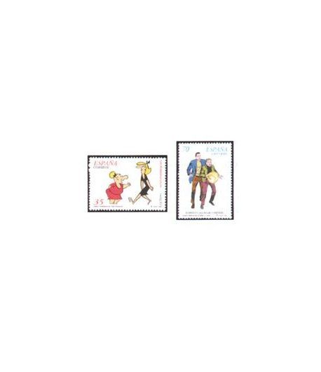 3712/13 Comics. Personajes de Tebeo  - 2