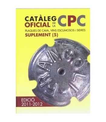 Suplemento Catálogo Placas de Cava 5. Oficial CPC 2011-2012 Catalogos Cava - 2
