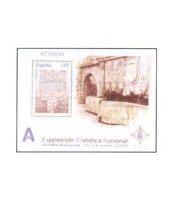 3716 Exposición Filatélica Nacional EXFILNA'2000  - 2